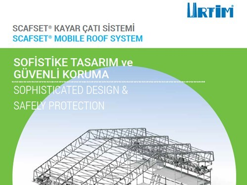 SCAFSET® Mobile Roof System