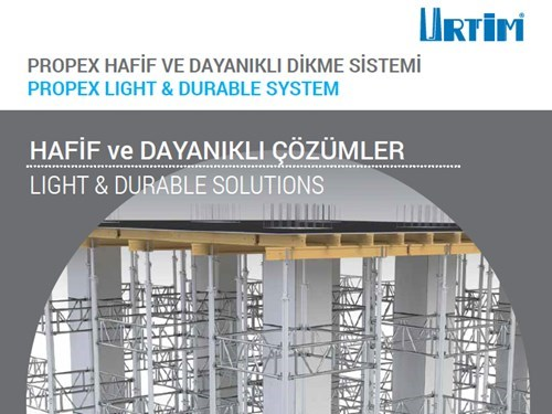 PROPEX® Light and Durable System