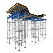 FLAMAX® Yüksek Kapasiteli Dikme Sistemi
