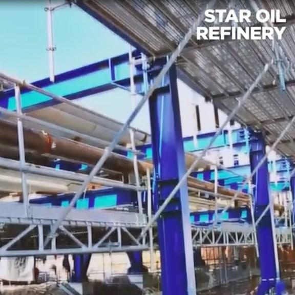 Star Oil Rafineri Projesi