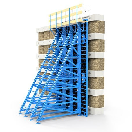 FRAMESET® Single Sided Formwork System