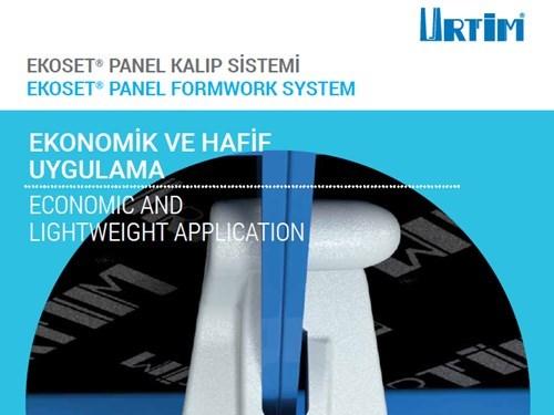 EKOSET® Panel Formwork System