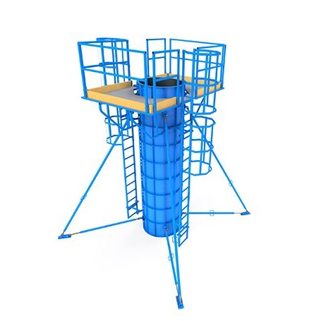 MODSET® Column Formwork System