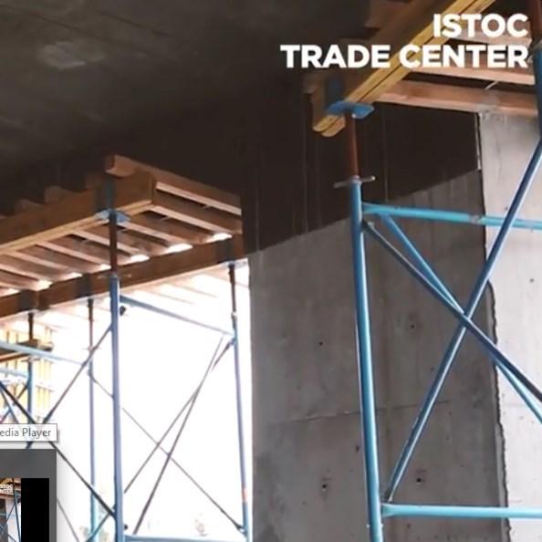 İSTOÇ Ticaret Merkezi Projesi