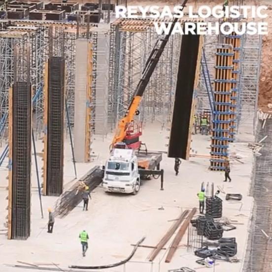 Reysas Logistics Warehouse - II