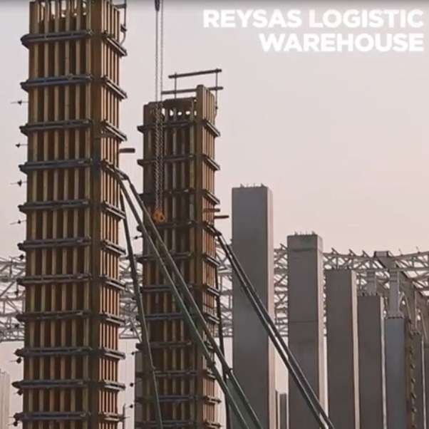 Reysas Logistics Warehouse - I