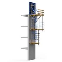 FRAMESET® Hidrolik Tırmanır Kalıp Sistemi