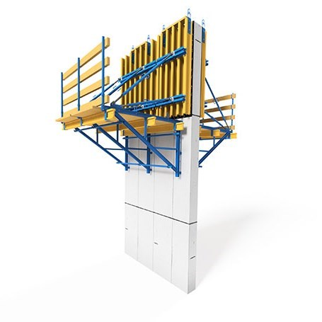 WOODSET® Climbing Formwork System