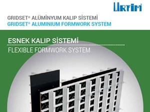 GRIDSET® Alüminyum Kalıp Sistemi