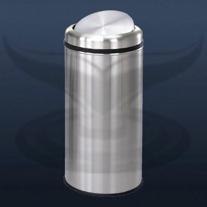 Rotary Cover Dustbin | STA-14605