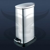 Kare Tip Pedallı Çöp Kovası | STA-14602