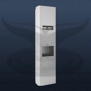 Photocell Paper Dispenser, Hand Dryer and Dustbin | STR-3110-4