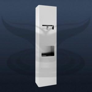 Photocell Paper Dispenser, Hand Dryer and Dustbin | STR-3110-3