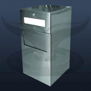 Under Counter Paper Towel Holder and Dustbin | ST-0905