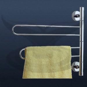 Double Rod Long Towel Holder | 8530060