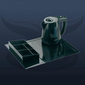 Kettle, Tray, Tea & Coffee Box Set | ST-866 390