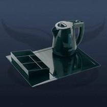 Su Isıtıcısı, Tepsi, Çay & Kahve Kutusu Seti | ST-866390