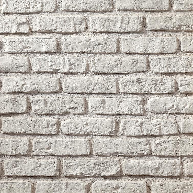 Granulbrick 50 White