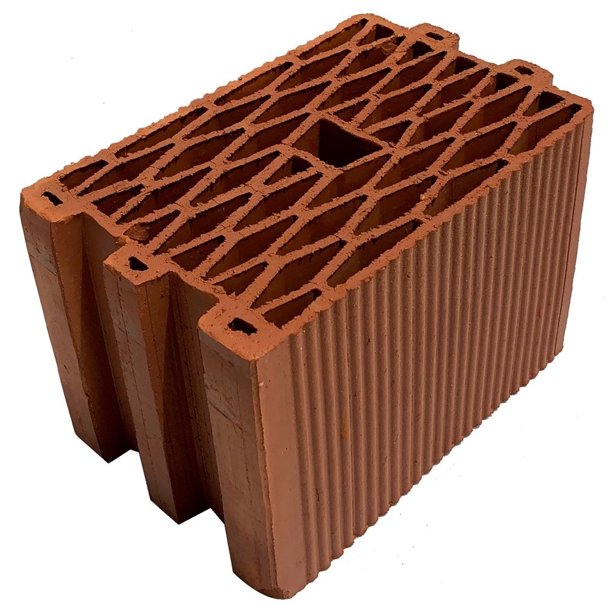 19 cm Honeycomb Turgutlu Brick