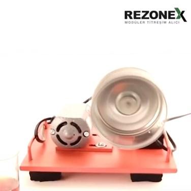 Rezonex Modüler Titreşim Alıcı Tanıtım