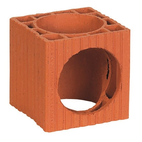 Chimney Bricks | Three-Hole Circular