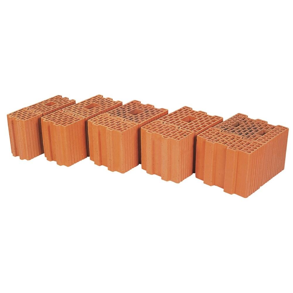 Vertical Perforated Bricks | 24x25x23,5 - 0