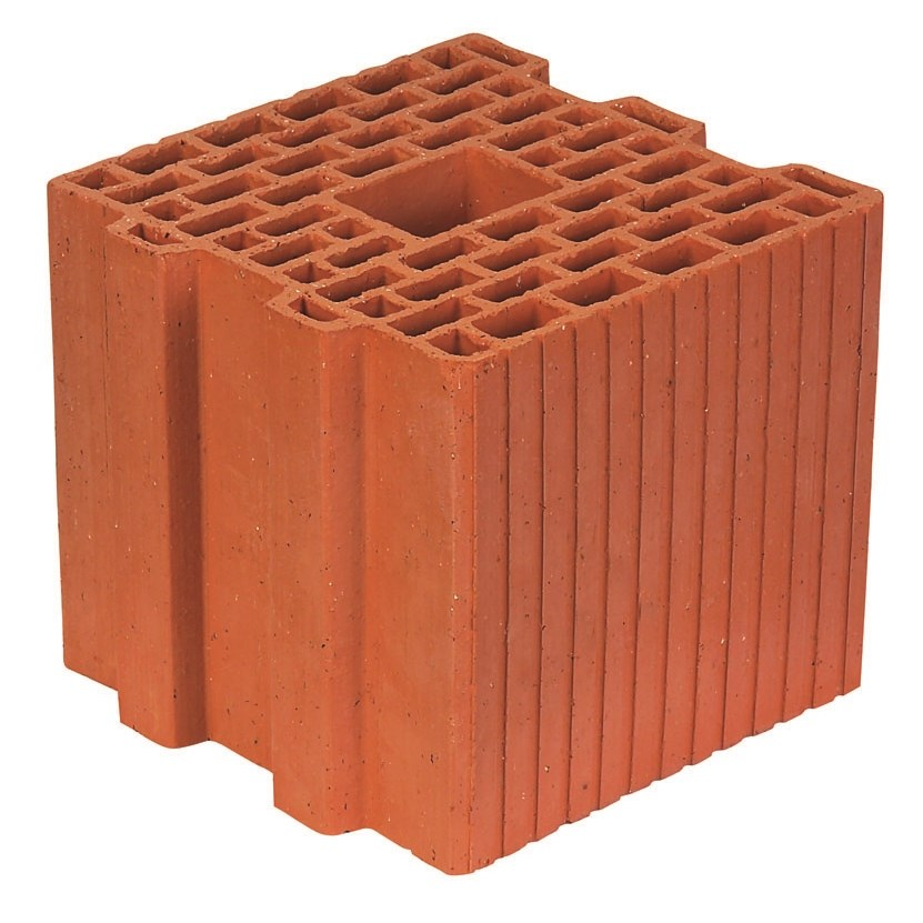 Vertical Perforated Bricks | 24x25x23,5