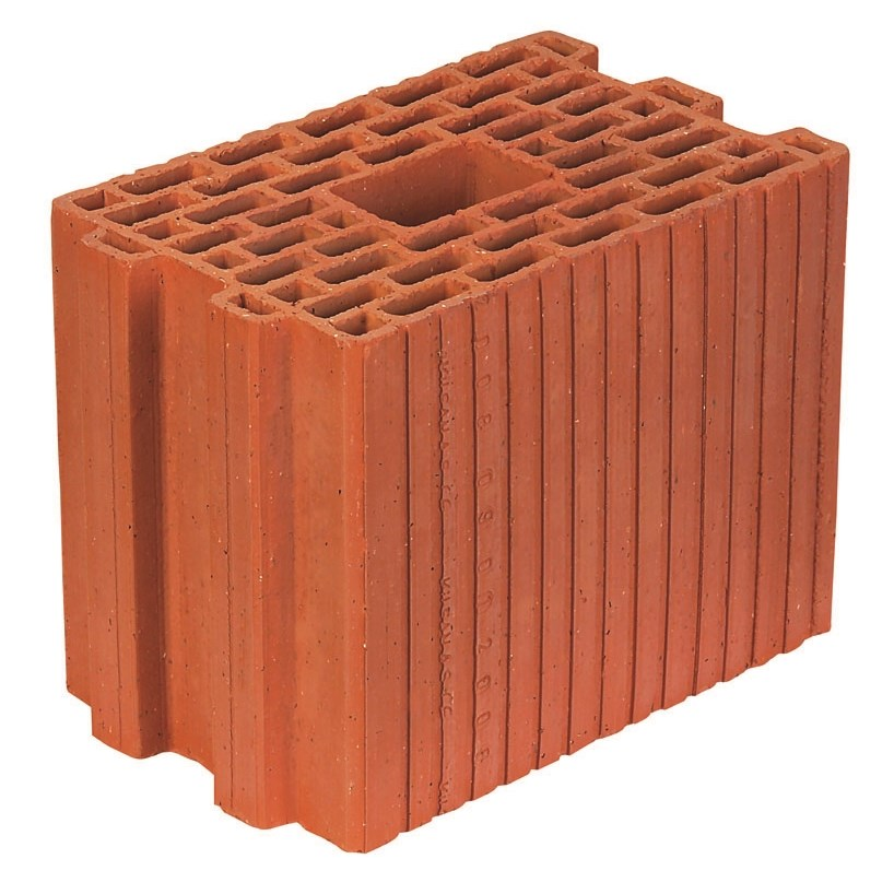 Vertical Perforated Bricks | 29x19x23,5