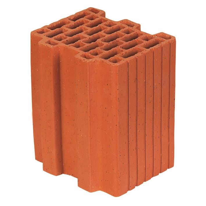 Vertical Perforated Bricks | 29x19x23,5  - 1
