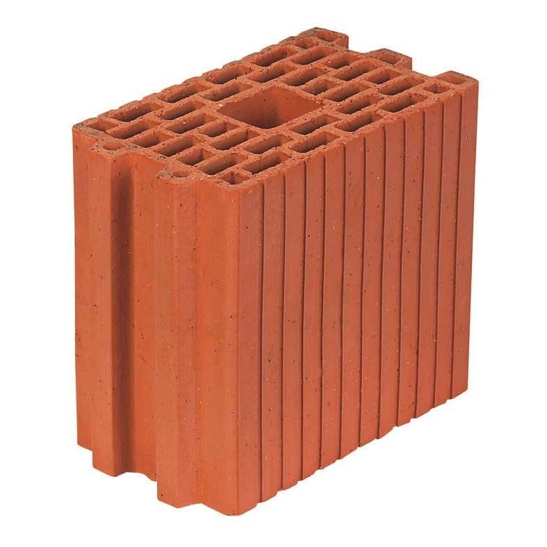 Vertical Perforated Bricks | 24x14,5x23,5