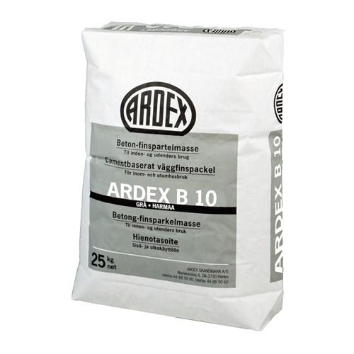 ARDEX B 10 Cemented Satin Plaster