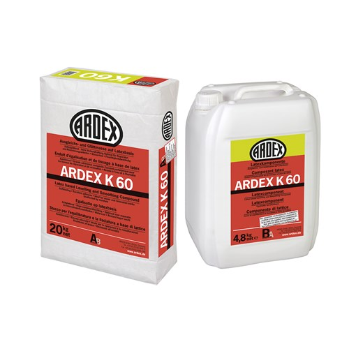 ARDEX K 60 Latex Based Self Leveling Screed
