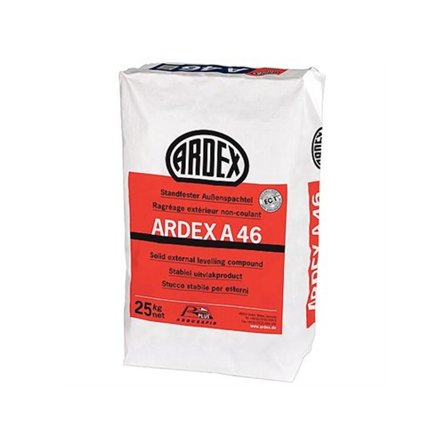 ARDEX A 46 High Strength Correction Filling Mortar