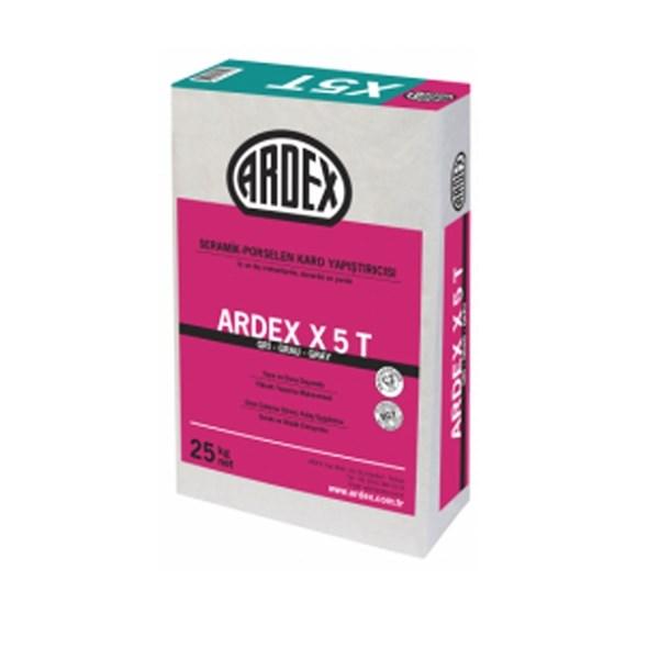 ARDEX X 5 T Gray Ceramic - Porcelain Tile Adhesive