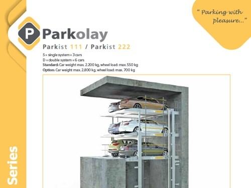 Parkist 111 - Parkist 222 Technical Sheet