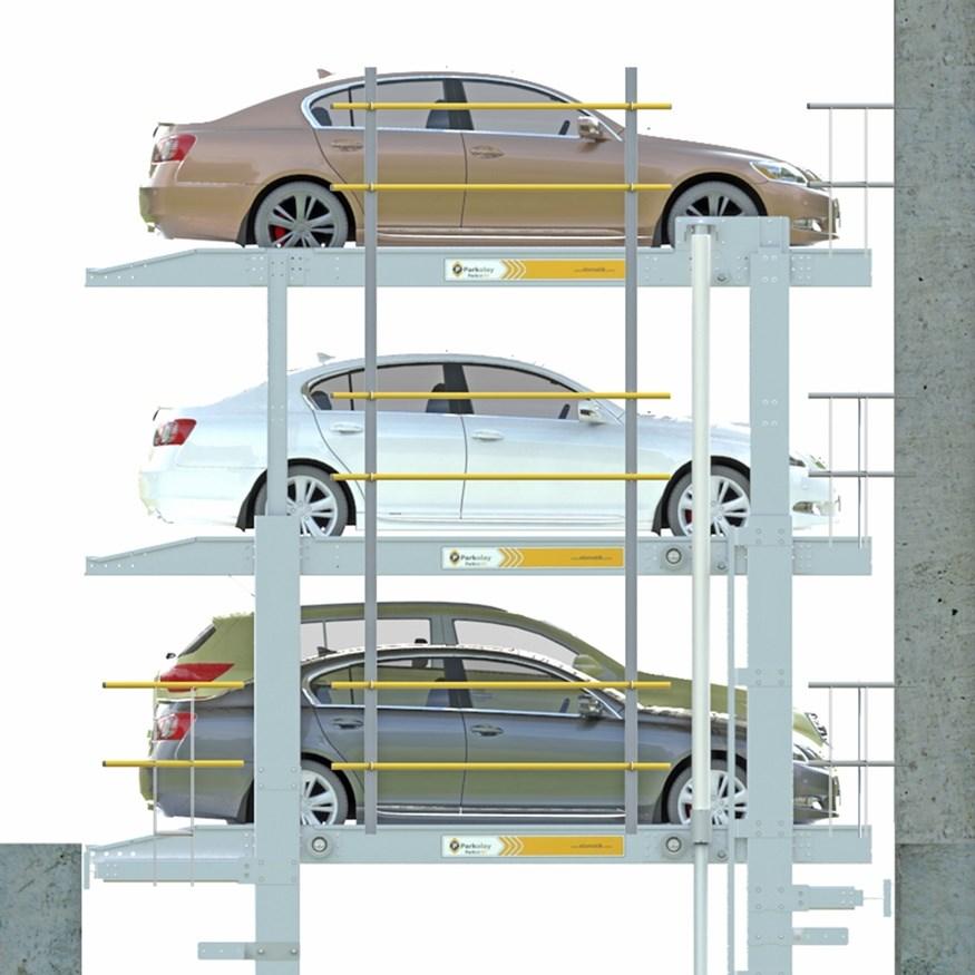 Parkist 111 - Parkist 222 Car Parking System with Pit - 1