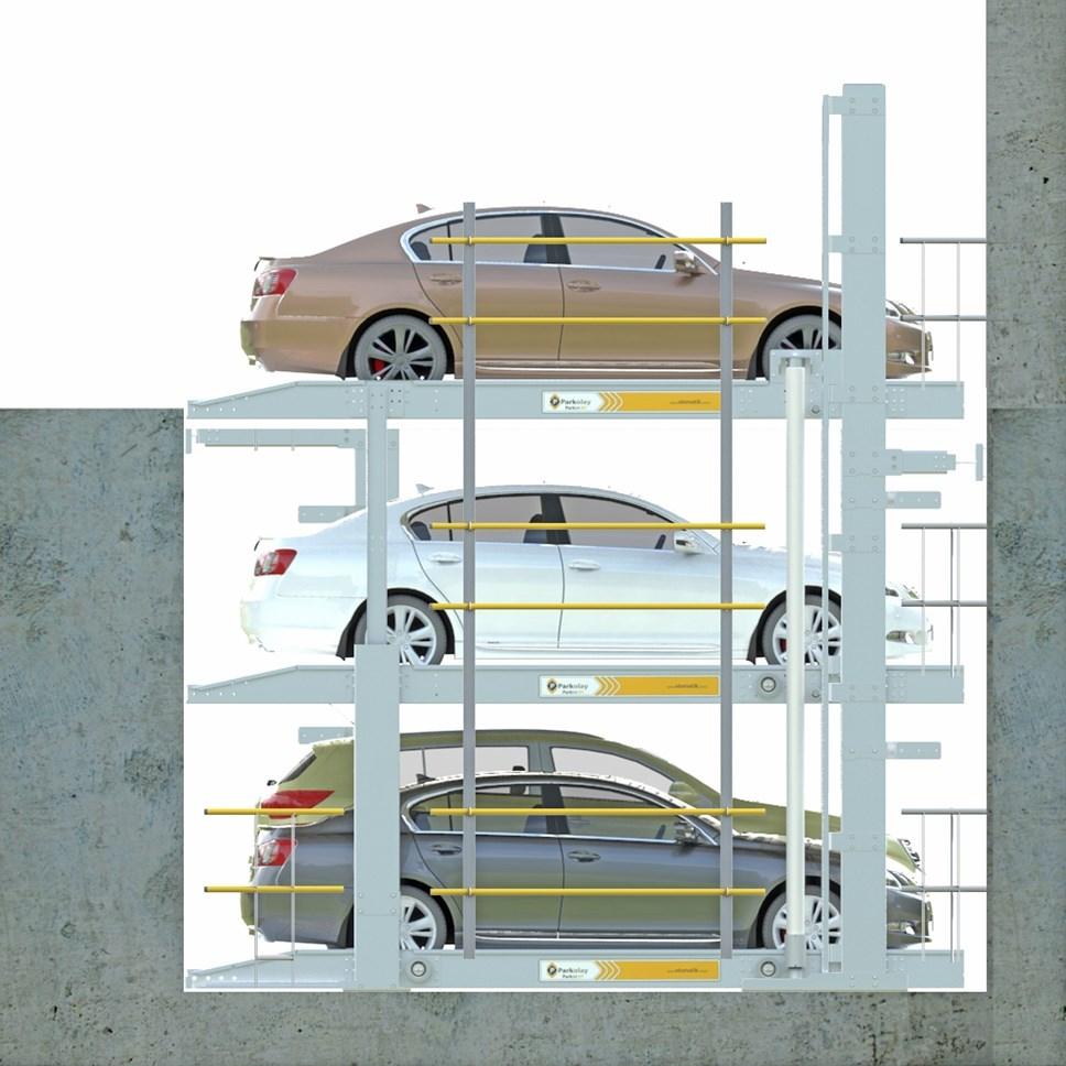 Parkist 111 - Parkist 222 Car Parking System with Pit - 3