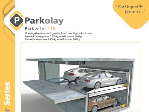 Parkonfor 110 Technical Sheet