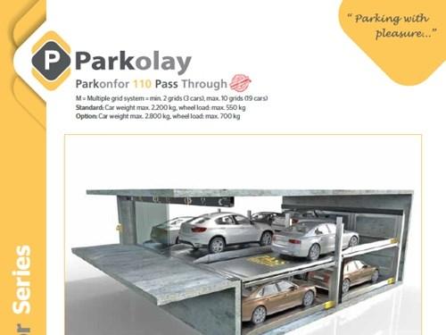 Parkonfor 110 PT Technical Sheet