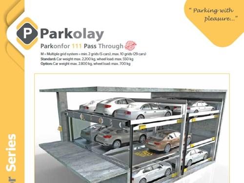 Parkonfor 111 PT Technical Sheet