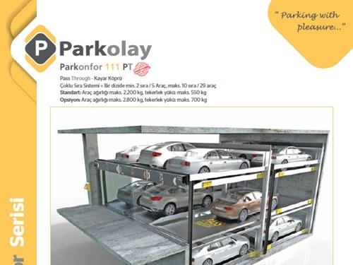 Parkonfor 111 PT Kayar Köprü Ürün Teknik Dosyası
