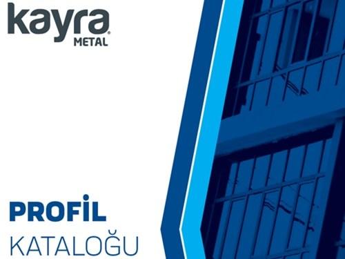 Kayra Metal Profil Kataloğu