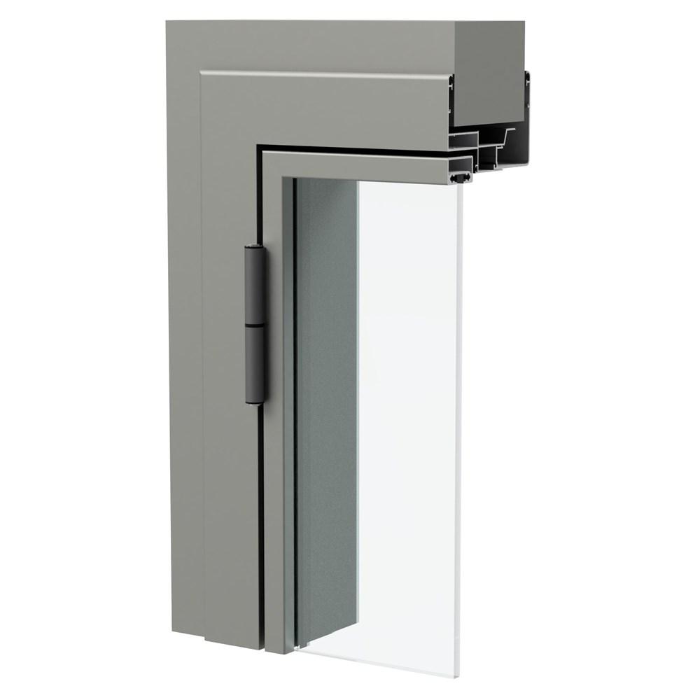 IDA 48 - Aluminium Door System