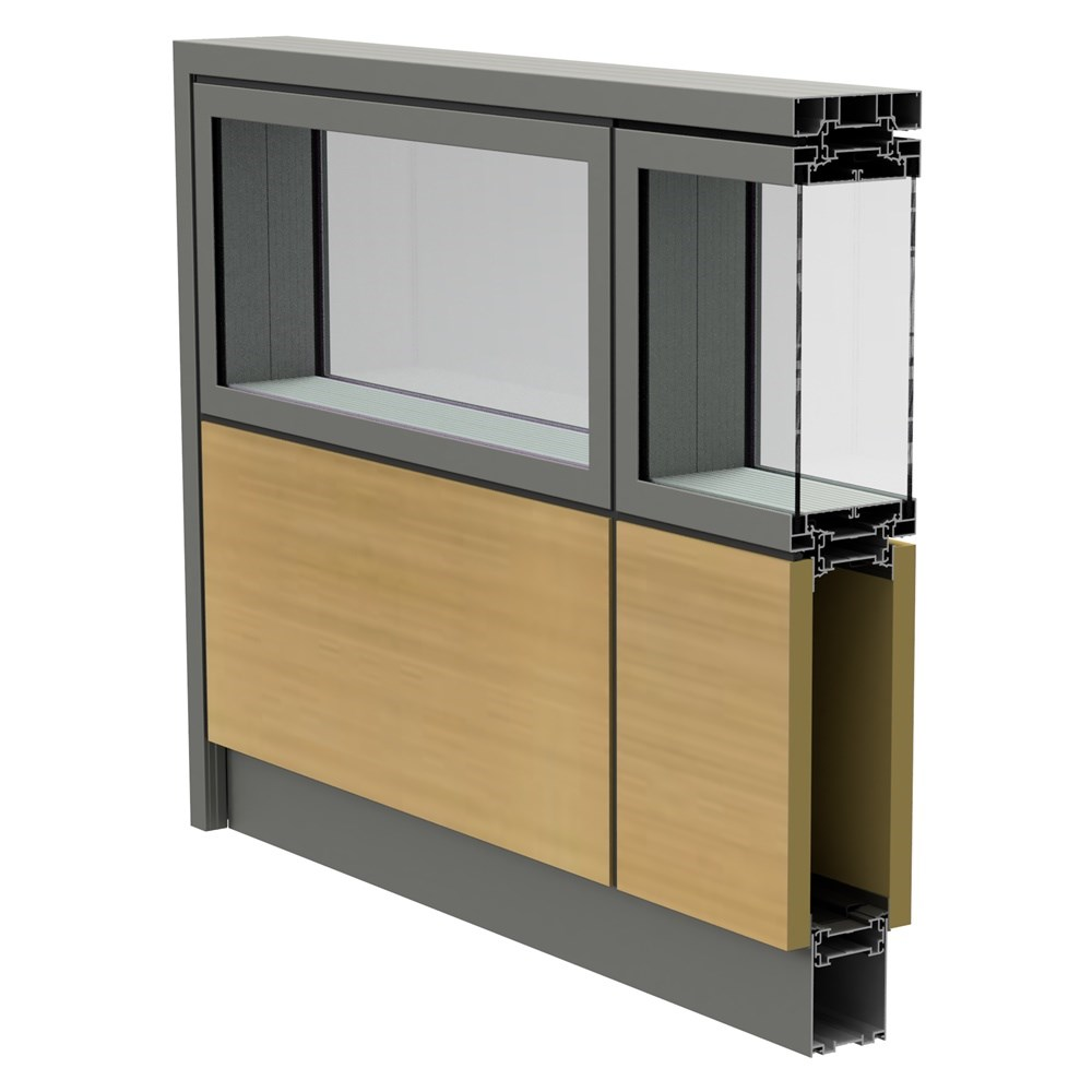 IPA 100 - Interior Partition System