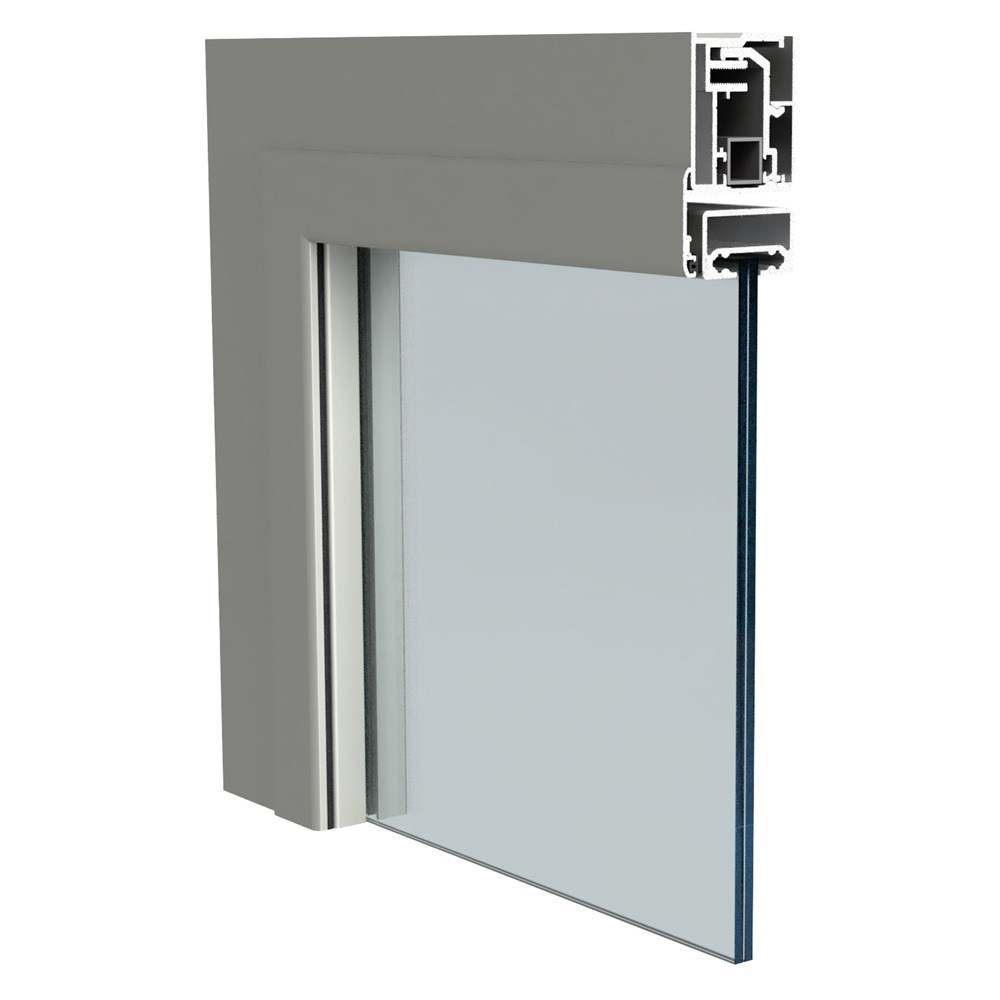 IPA 45 - Interior Partition System
