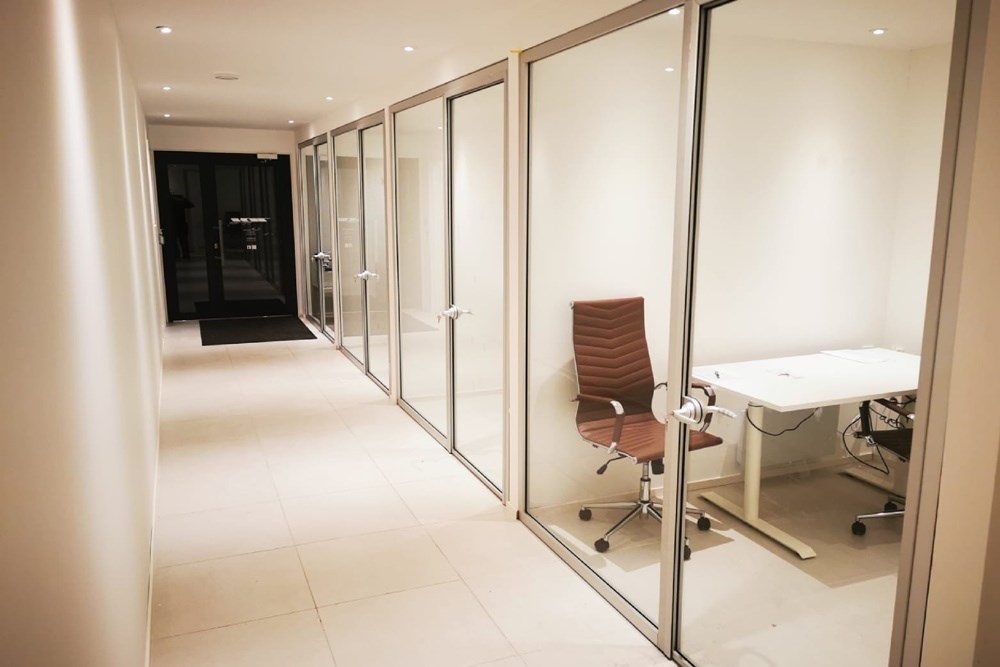 IPA 45 - Interior Partition System - 0