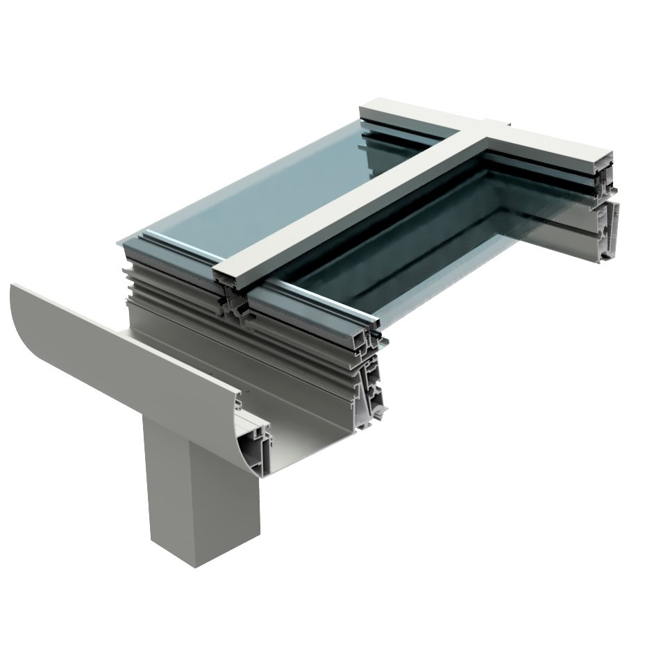 FRA 80 - Glass Roof System