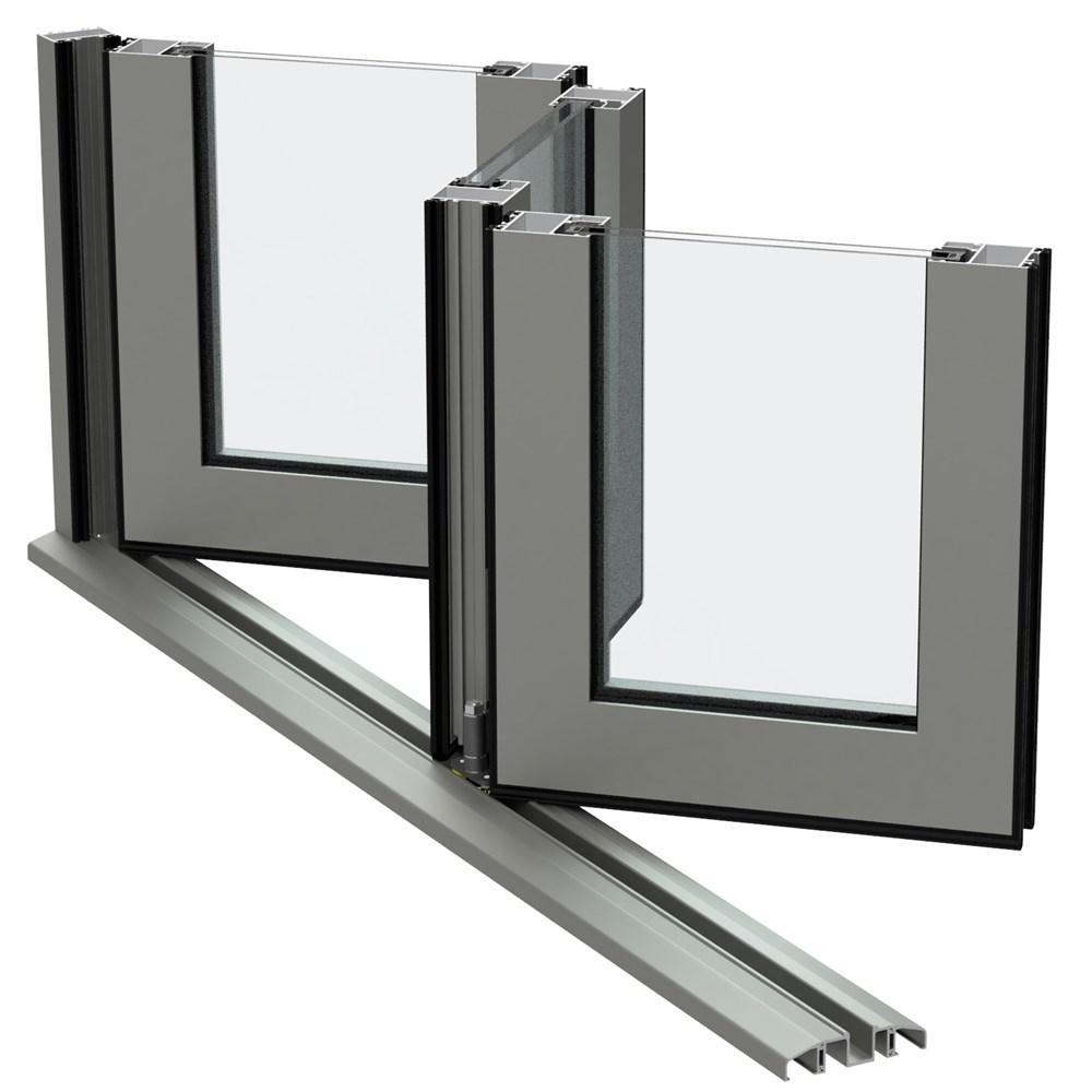 FA 55 - Folding Door System