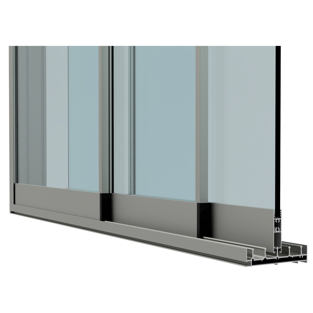 SSA 120 - Glass Sliding System