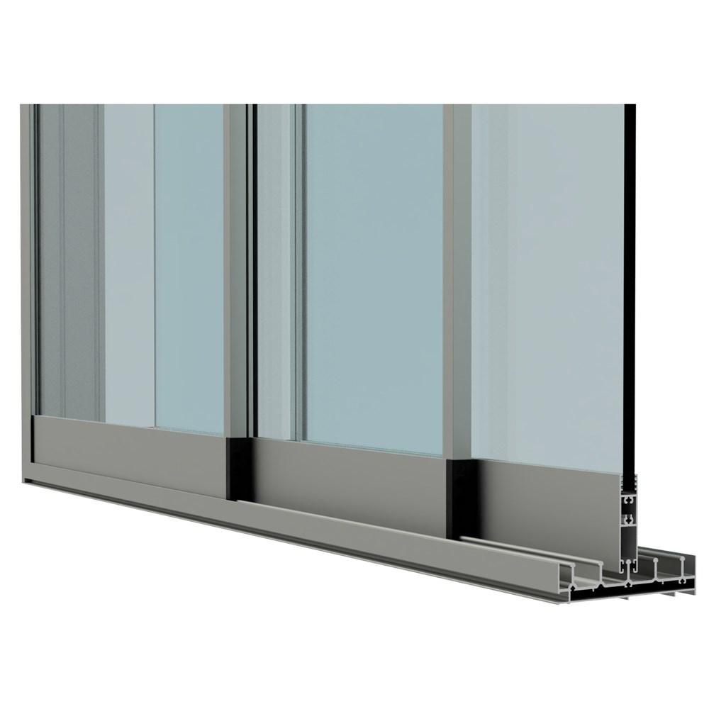 SSA 120 - Glass Sliding System